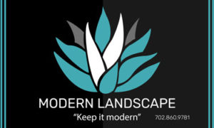 Modern Landscape Business Card